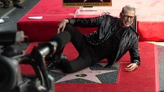 杰夫·高布伦留名好莱坞星光大道