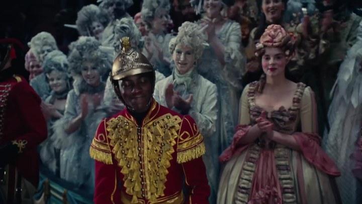 胡桃夹子和四个王国 其它花絮