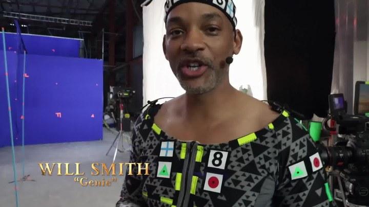 阿拉丁 其它花絮1:Will Smith - Friend Like Me