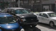 美国队长2 片段之Car Chase