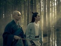 《妖猫传》染谷将太特辑 跟黄轩学中文对吃饭情有独钟