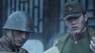 宝塔镇河妖之诡墓龙棺:日本军队街上盘查 师弟中枪两人逃跑