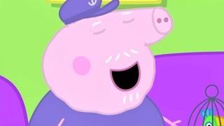 小猪佩奇 第2季 波莉的假期 精华版