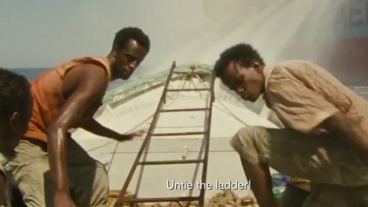 菲利普船长 片段1:阿拉巴馬遇劫 (中文字幕)
