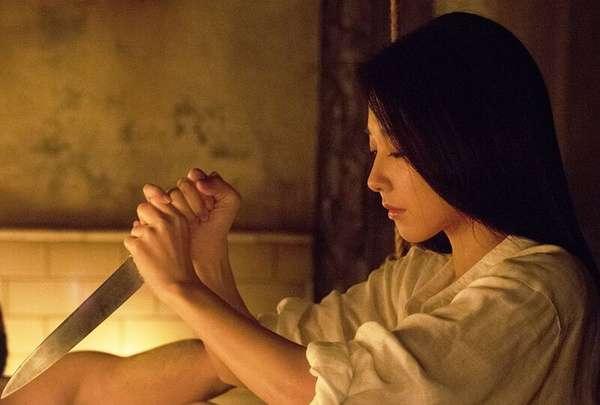 《楼下的房客》邵雨薇专访 假扮变态杀人魔