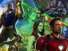 《复仇者联盟3》预告 钢铁侠与奇异博士联手发大招