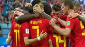 卢卡库两球 比利时3-0完胜巴拿马