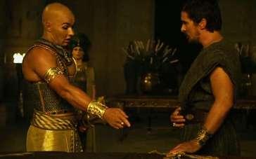 《法老与众神》精彩片段 贝尔为保护亲人反抗法老