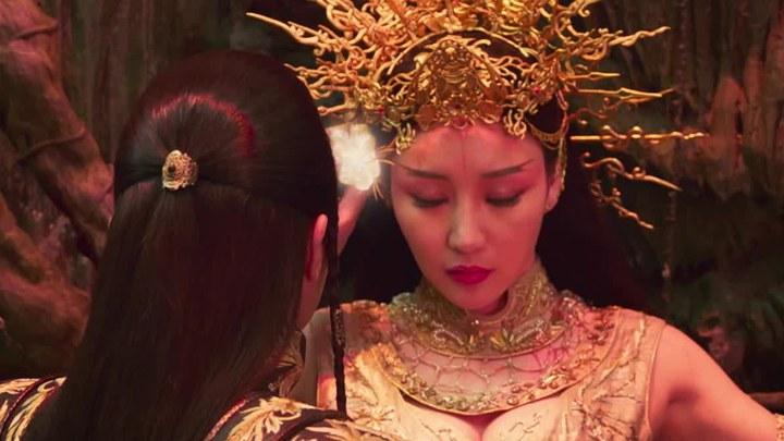 古剑奇谭之流月昭明 MV2:插曲《时光如剪》 (中文字幕)