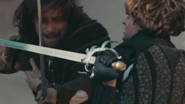 罗密欧与朱丽叶 片段5:Capulet Vs Montagues Fight