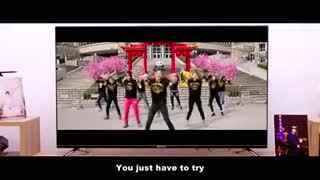 快闪视频 电影《功夫熊猫3》主题曲快闪舞蹈