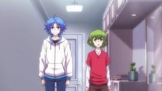 一模一样的两个小绿 对不起小蓝喜欢男的