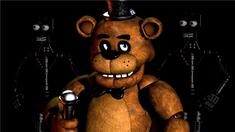 玩具熊的五夜后宫 游戏预告片