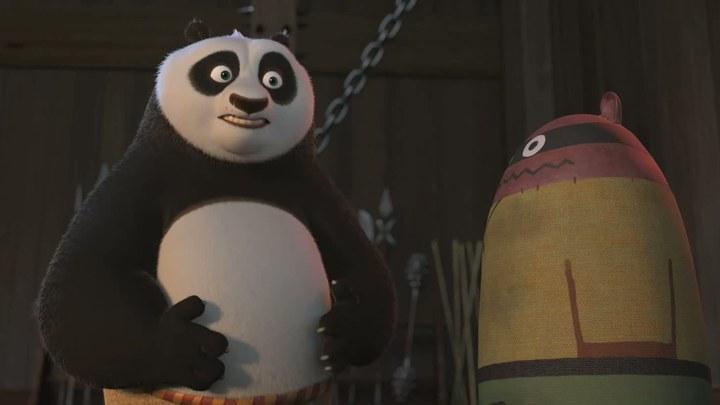 功夫熊猫 美国预告片