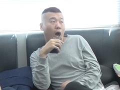 """《林子大了》花絮:杨九郎见戏中""""搭档""""被吓尿"""