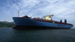 世界上最大和最高效的船是它? 三E级比皇家加勒比海魅惑号还高
