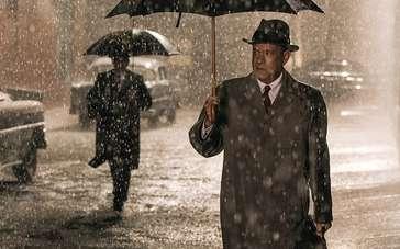 《间谍之桥》片段 汤姆·汉克斯被跟踪