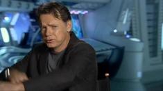 星际迷航 布鲁斯·格林伍德访谈
