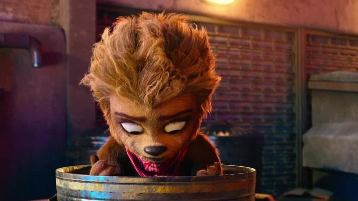 精灵怪物:疯狂之旅 中国预告片2:嗨皮伐木累版 (中文字幕)