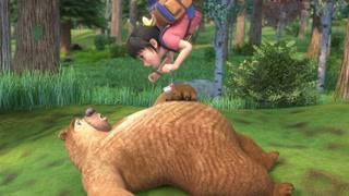 赵琳看到熊二害怕不已?熊二这举动也太暖了