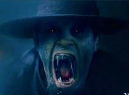 《吸血鬼猎人林肯》中文片段 僵尸张血口火车激战