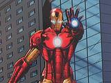 世界最大钢铁侠亮相上海 超级英雄训练营盛大开启