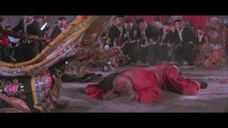 《狮王争霸》黄飞鸿鬼脚七联袂出狮  打败恶霸