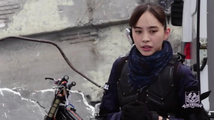 假面骑士01:夏季剧场版 预告片