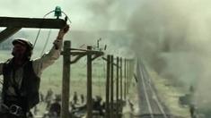 独行侠 片段之Train Wreck