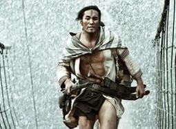 《赛德克·巴莱》惨烈战花絮 血肉冲击野蛮与文明