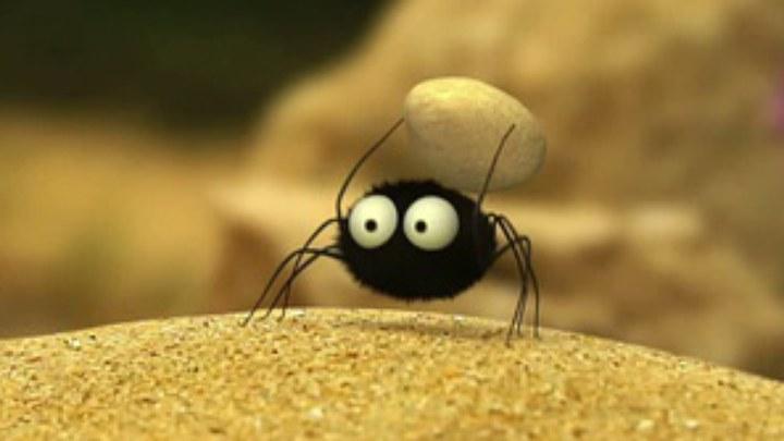 昆虫总动员 其它预告片3:《开青豆罐头的N种方法》