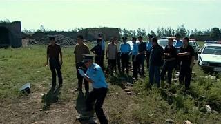 《惊天动地》警局众人得知碑又丢了 案子必须要破
