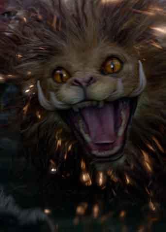 《神奇动物:格林德沃之罪》首周末票房2.59亿 中国神兽驺吾惊艳世界