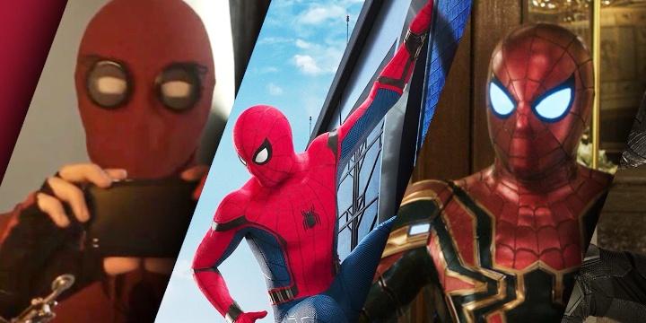 """《蜘蛛侠:英雄远征》""""超级蜘蛛战服""""特辑"""