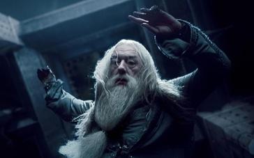 《哈利·波特与死亡圣器(上)》花絮4