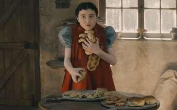《魔法黑森林》精彩片段 小红帽准备为奶奶送面包