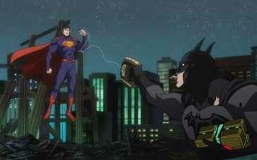 """""""正义联盟""""中文预告片 超人、蝙蝠侠不打不相识"""