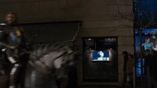骑士闯入卡美洛剧院