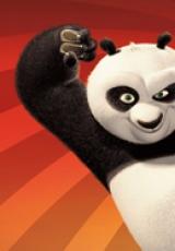 """《功夫熊猫》片段 """"矮胖挫""""成""""传说中的战士"""""""