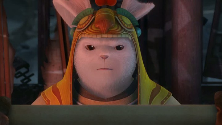 兔侠之青黎传说 预告片1