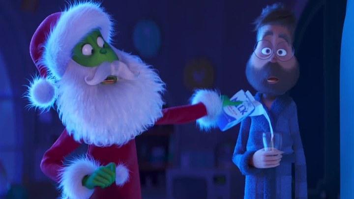 绿毛怪格林奇 片段2:偷圣诞 (中文字幕)