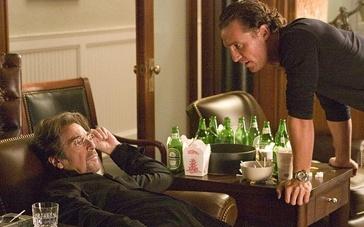 《利欲两心》片段 预言帝麦康纳对戏阿尔·帕西诺