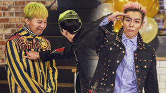BIGBANG无挑成员时尚对决