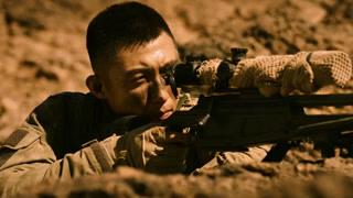 中国军人和恐怖分子PK失手