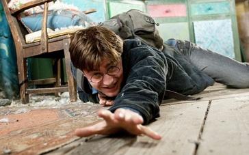 《哈利·波特与死亡圣器(上)》花絮6