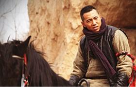 兵出潼关-4:谷智鑫寻仇敌军陷丧生