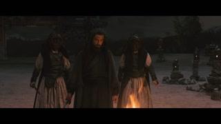 钟馗为抢魔灵与昔日师兄弟交战