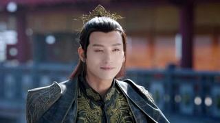 《莽荒纪》张峻宁这造型帅呆了,百年不遇的帅哥啊