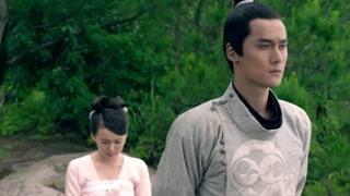 《青丘狐传说》蒋劲夫一脸严肃的样子把飞月吓得丢了半条魂