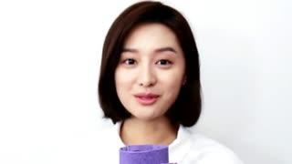 金智媛《THE STAR》专访中字